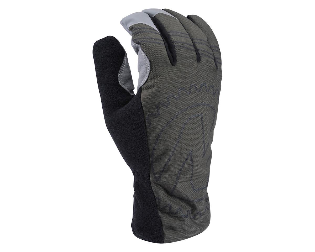 Nashbar Oxbow Winter Gloves (Black/Gray)