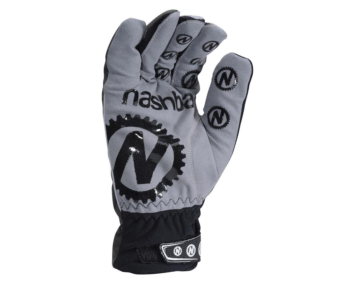 Image 2 for Nashbar Oxbow Winter Gloves (Black/Gray)