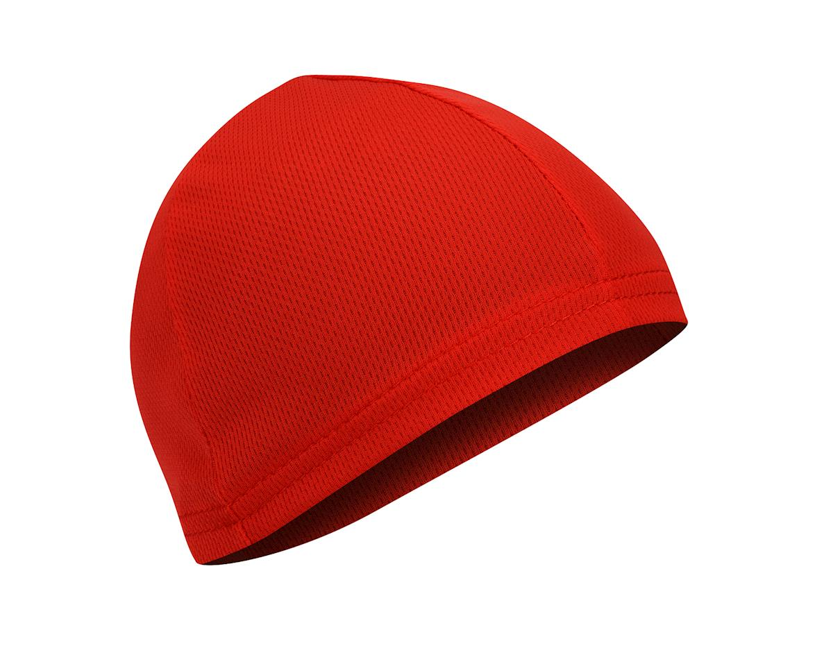 Nashbar Skull Cap - Red (Red) (One Size Fits All)