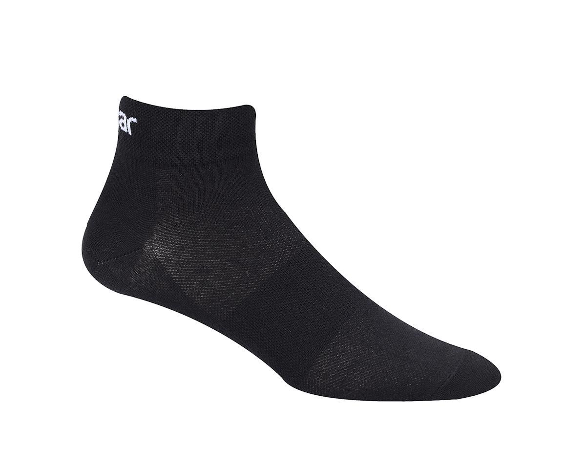 """Image 1 for Nashbar 2"""" Logo Socks (White)"""