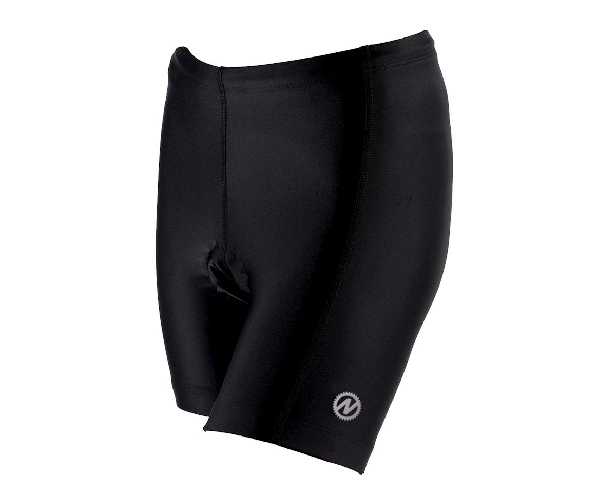 Image 1 for Nashbar Women's Gel Ride Shorts (Black)