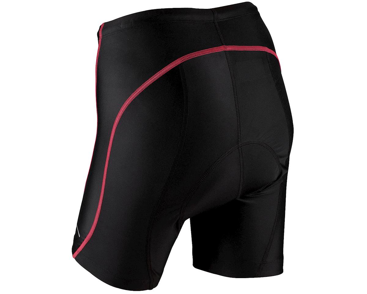 Image 2 for Nashbar Women's Premium Shorts (Black/Pink)