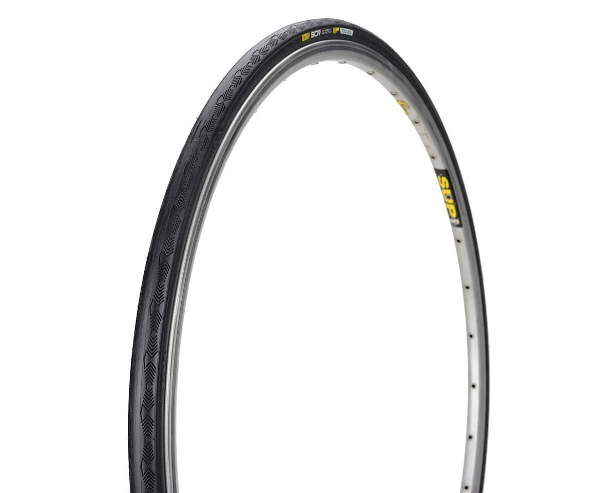 Image 1 for Nashbar SCR with Silverback Protection Wire Bead Road Tire (Black)