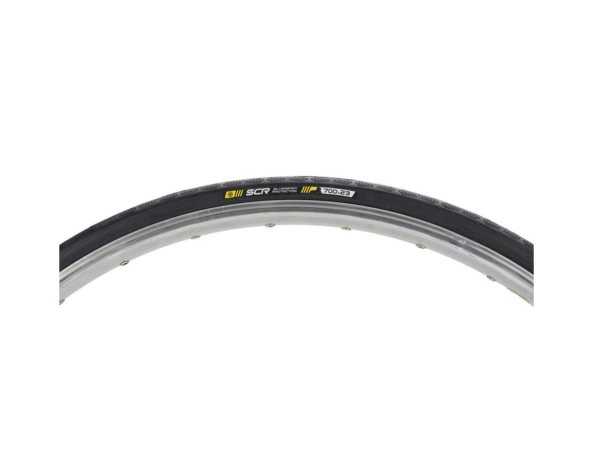 Image 3 for Nashbar SCR with Silverback Protection Wire Bead Road Tire (Black)