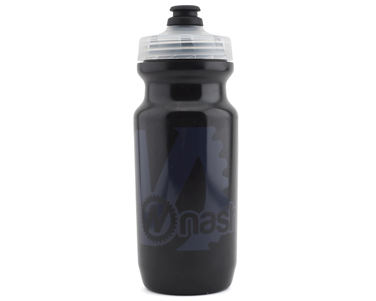 Nashbar 2nd Gen Big Mouth Water Bottle (21oz) (Black)