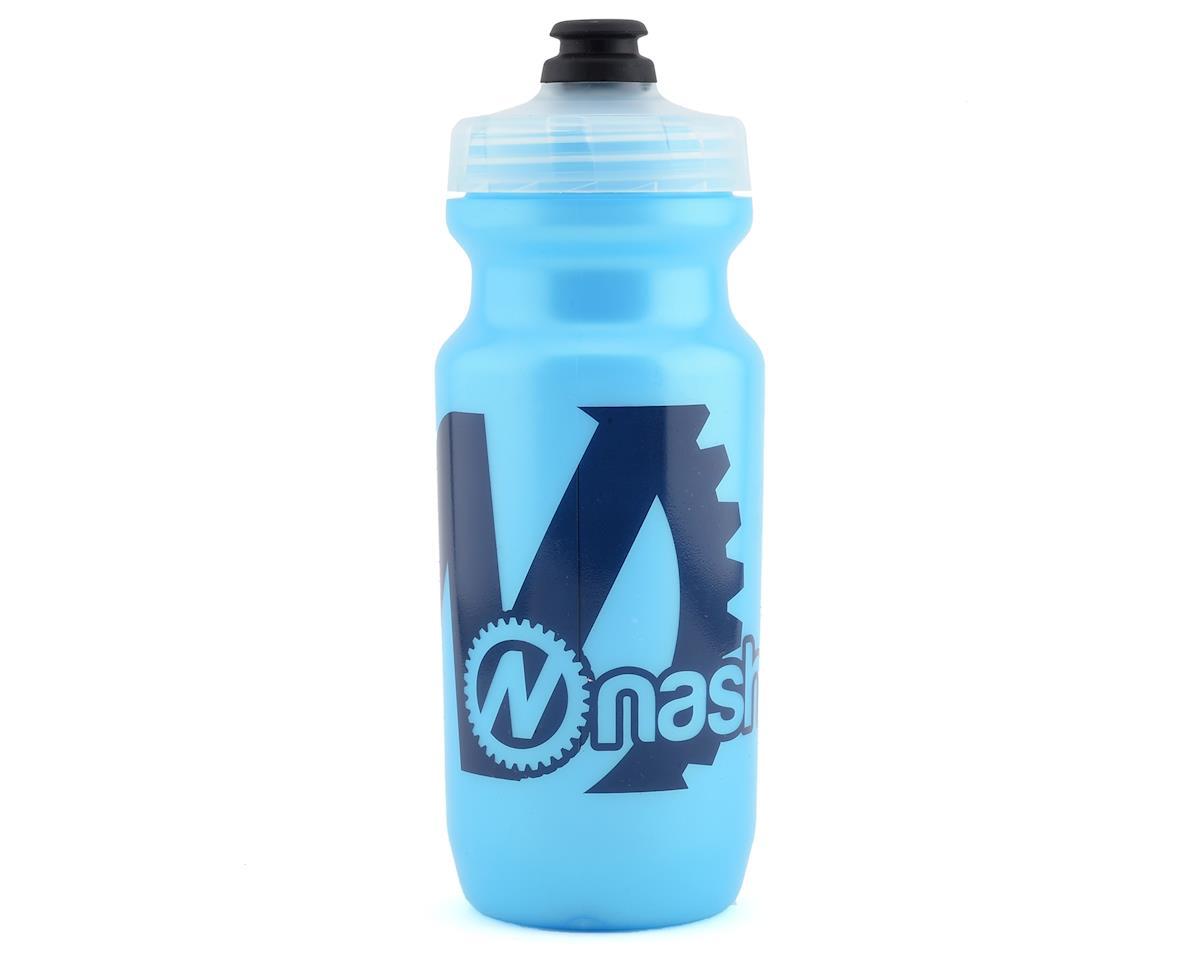 Nashbar 2nd Gen Big Mouth Water Bottle (21oz) (Blue)