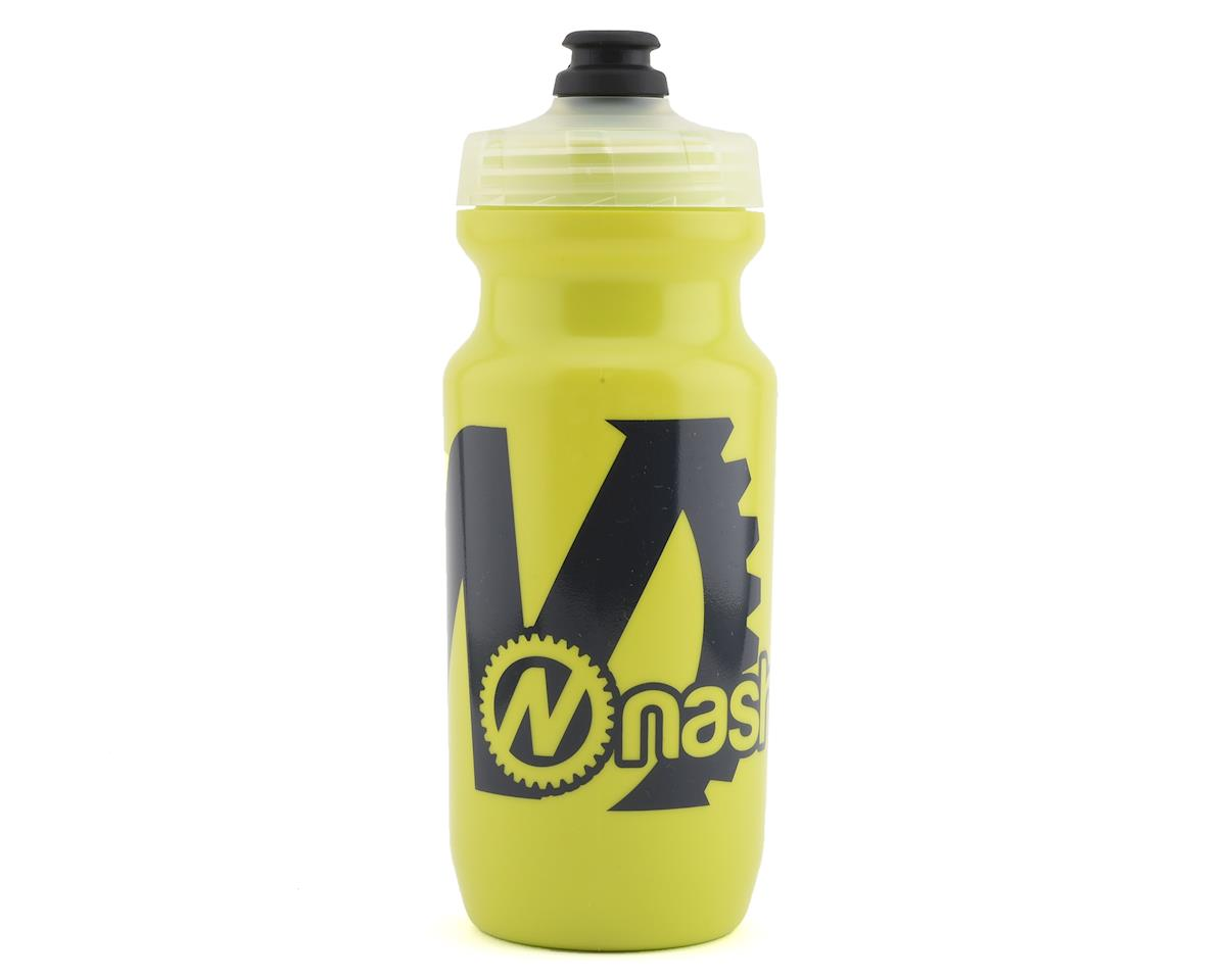 Nashbar 2nd Gen Big Mouth Water Bottle (21oz) (Green)