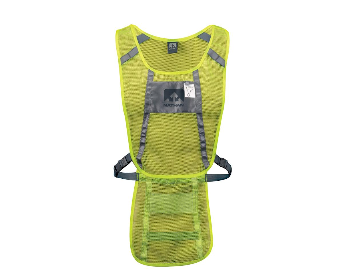 Nathan Cycling Reflective Vest (Hi-Vis Yellow) (One Size)