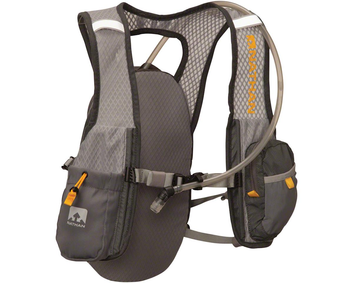 HPL 020 Hydration 2-Liter Race Vest: One Size Fits All, Gray