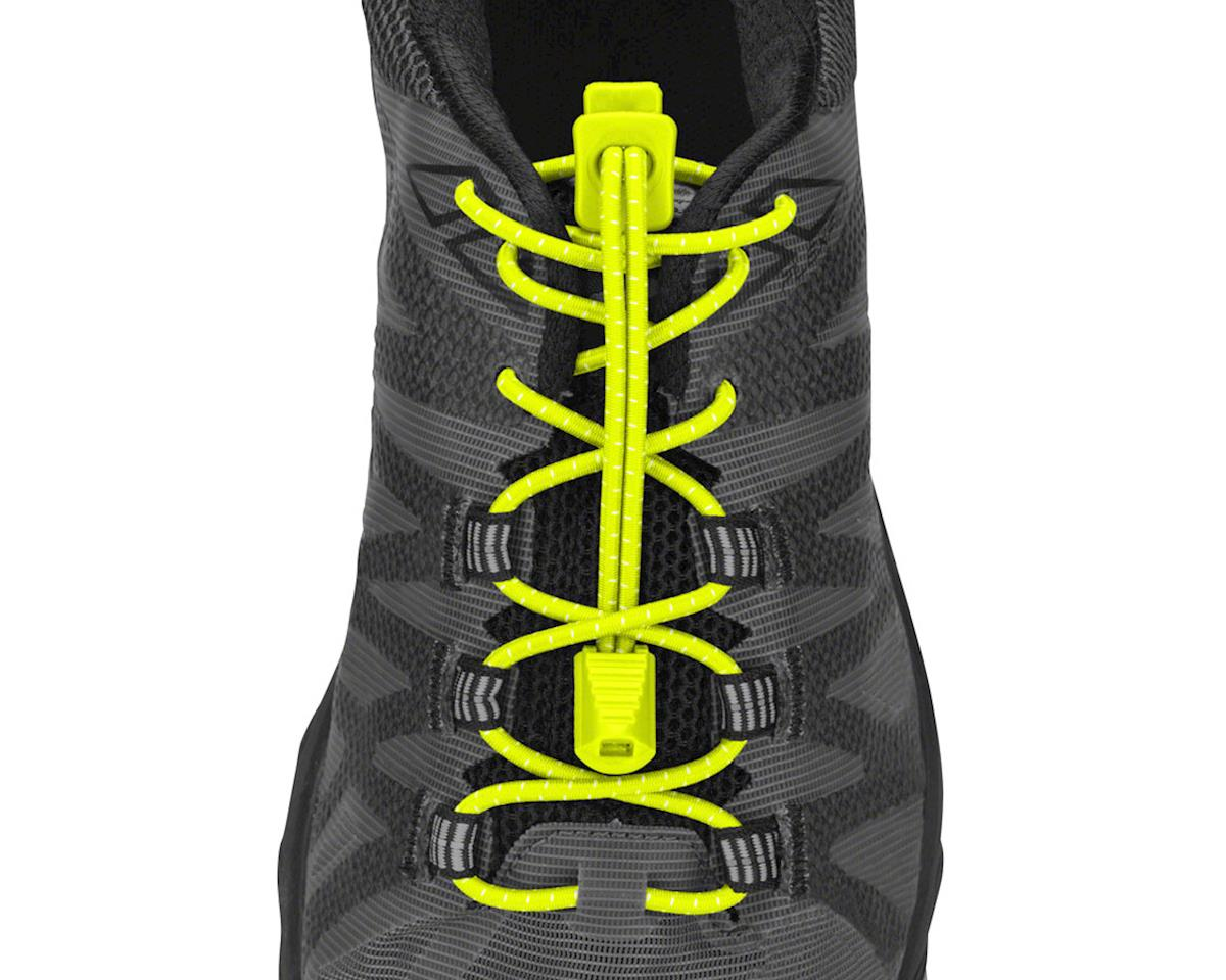 Nathan Run Laces: One Size Fits All, Safety Yellow