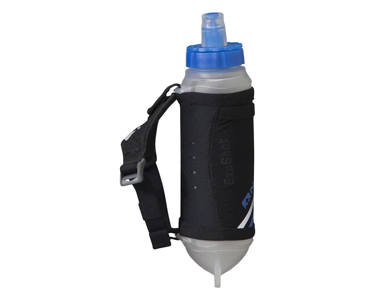 Nathan ExoShot Handheld Hydration w/ 12oz Bottle (Black/Blue)