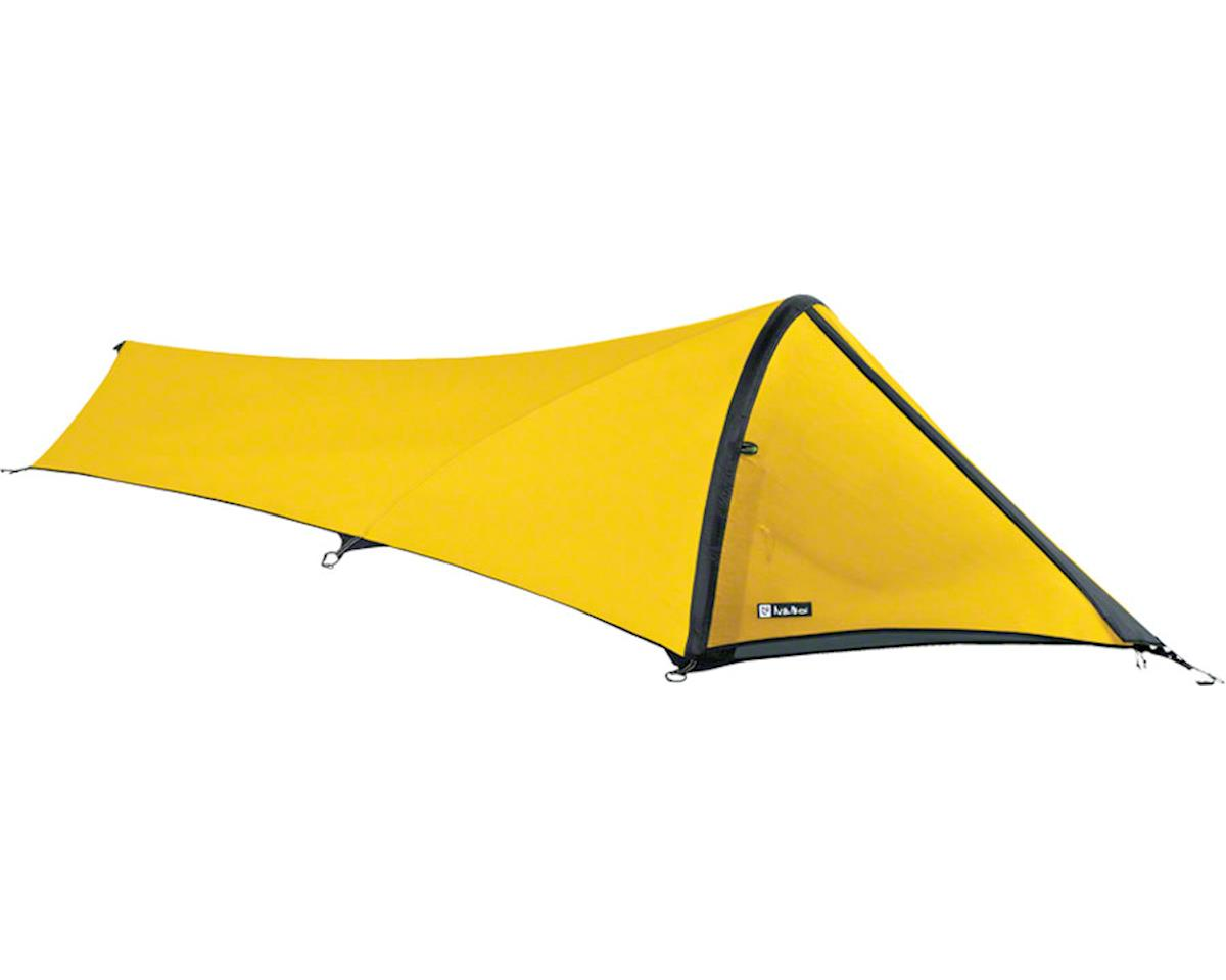 Equipment, Inc. Gogo Elite Solo Air Supported Shelter: Yellow, 1- person