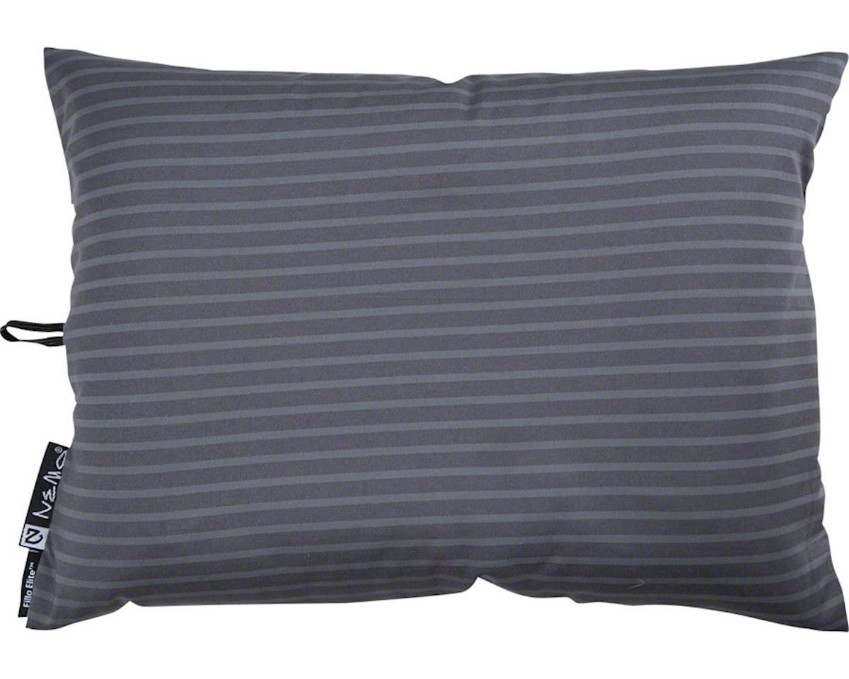 Equipment, Inc. Fillo Elite Camp Pillow, Shale Stripe