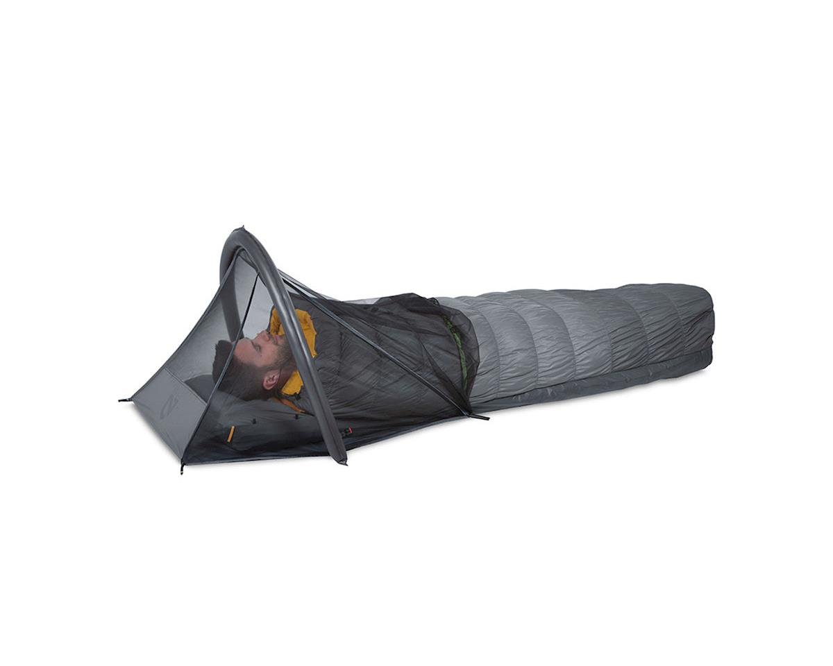 Nemo Equipment Escape Pod 1-person Bivy (Sleeping Bag Not Included) (Grey)