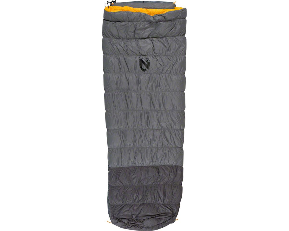 Equipment, Inc. Moonwalk 30, 700-fill DownTek Sleeping Bag, Granite/Lightni