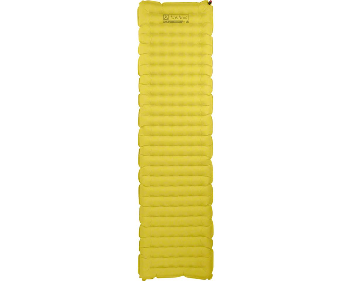 Equipment, Inc. Tensor 20R Sleeping Pad, Rectangular, Fision