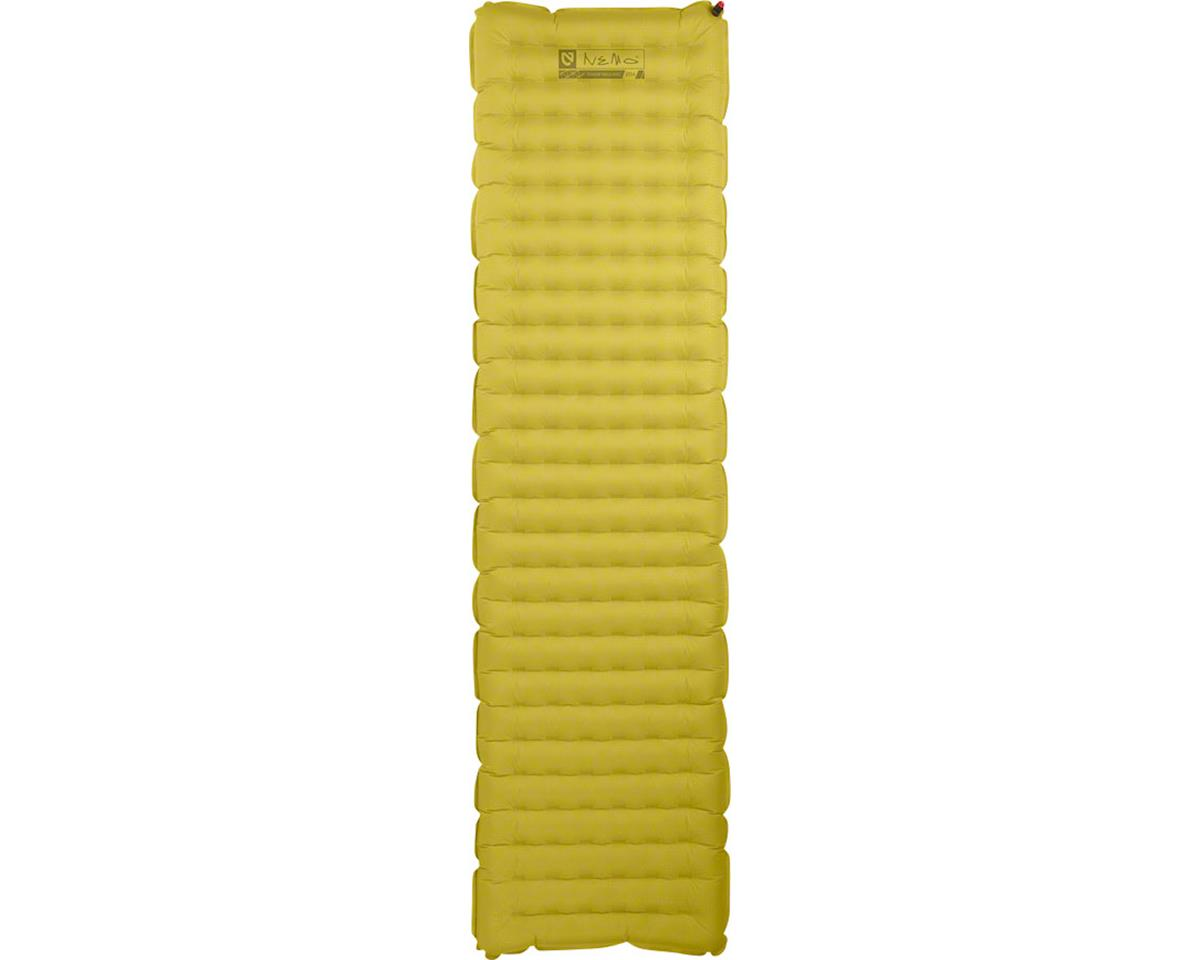 Equipment, Inc. Tensor Insulated 20R Sleeping Pad, Rectangular, Dark Fision