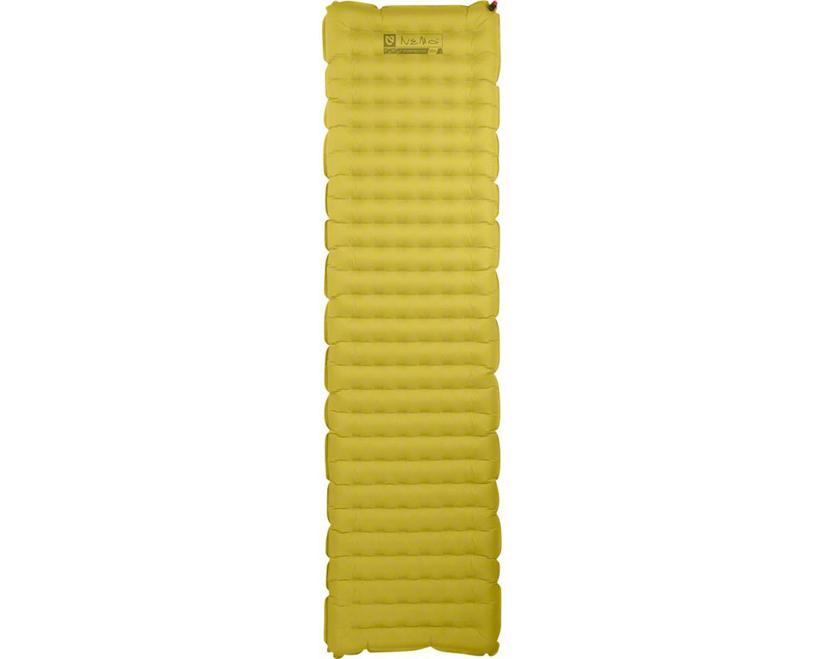 Nemo Equipment, Inc. Tensor Insulated 20R Sleeping Pad, Rectangular, Dark Fision