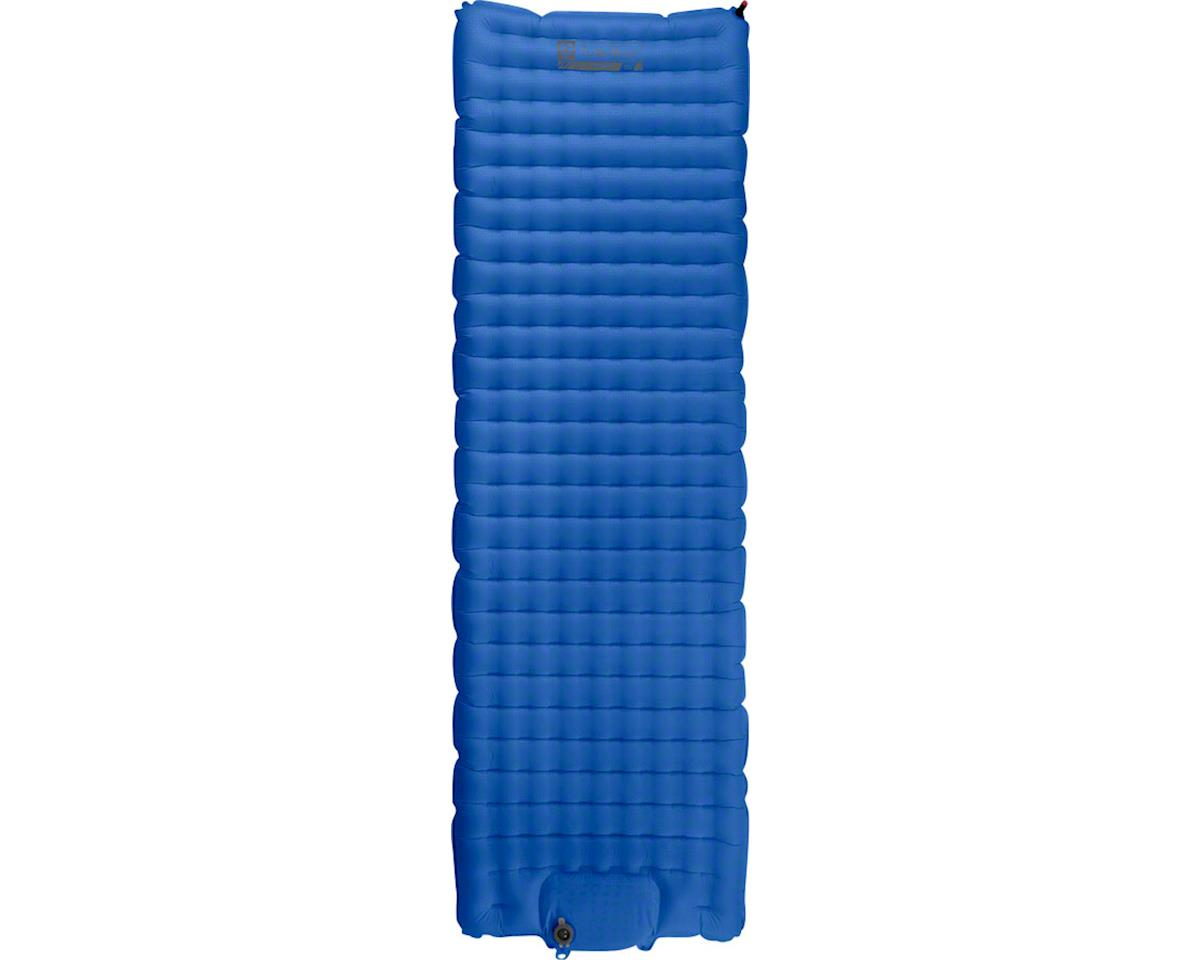 Equipment, Inc. Vector Insulated 20R Sleeping Pad, Rectangular, Dark Atmosp