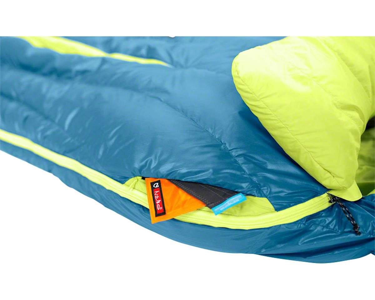 Nemo Equipment, Inc. Disco 15 Sleeping Bag , 650 Fill Power Down with Nikwax: Re