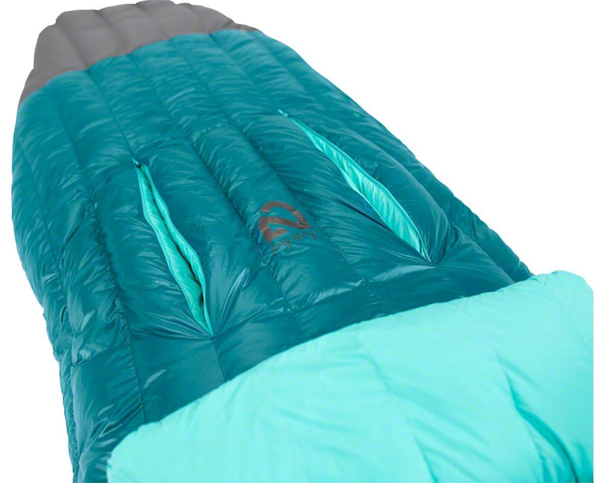 Nemo Equipment, Inc. Rave 15 Women's Sleeping Bag, 15F, 650fill Power Down with