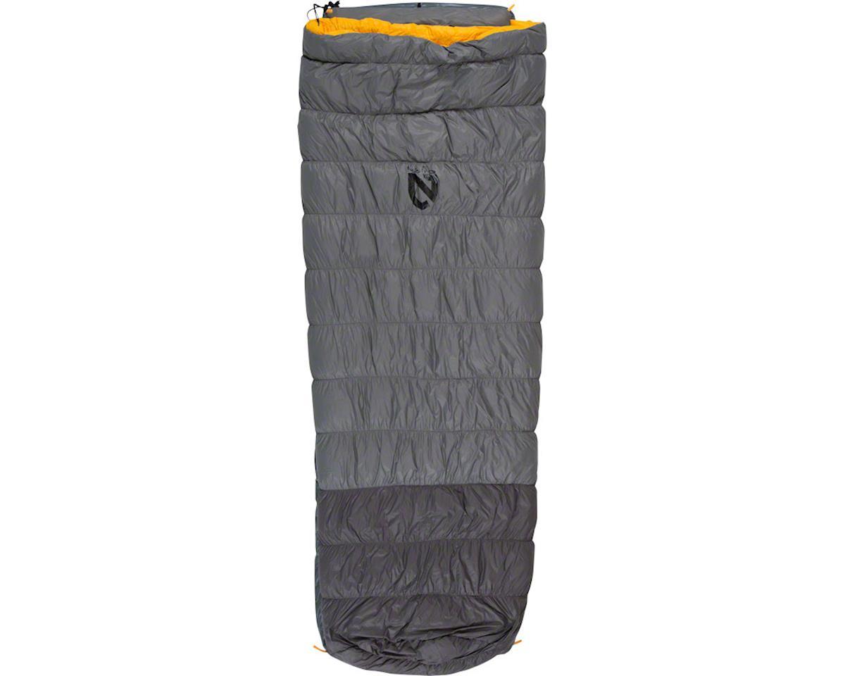 Nemo Equipment, Inc. Moonwalk 30, 700-fill DownTek Sleeping Bag: Granite/Lightni