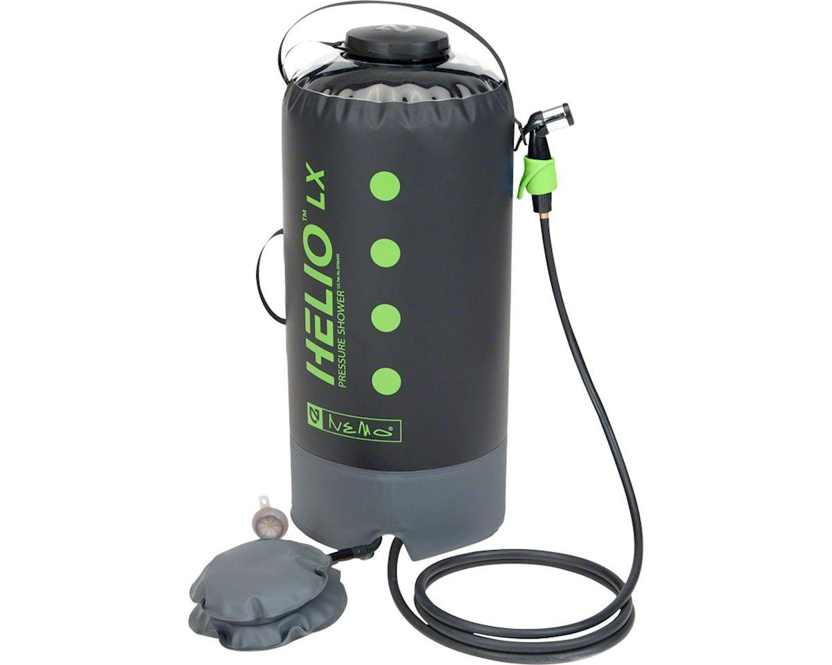 Nemo Helio LX High Volume Pressure Shower (Apple Green) (22L Capacity)