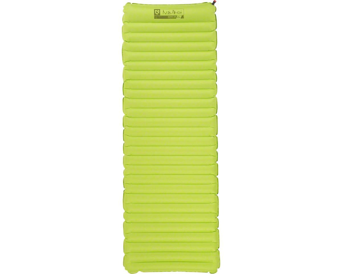 "Equipment, Inc. Astro 25L Sleeping Pad: 25 x 76""  Bright Green"