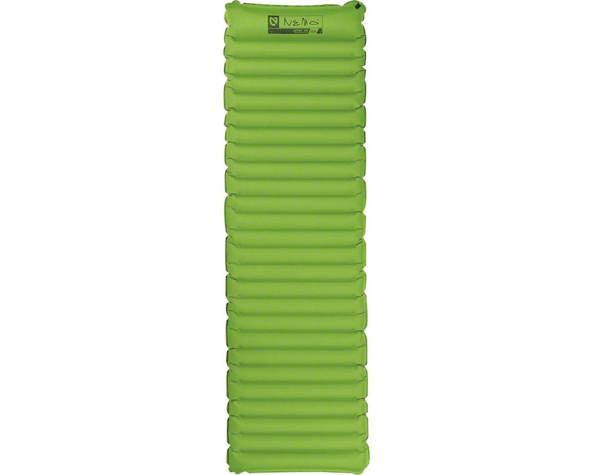 "Nemo Equipment, Inc. Astro Insulated 20R Sleeping Pad: 20 x 72"" Apple Green"