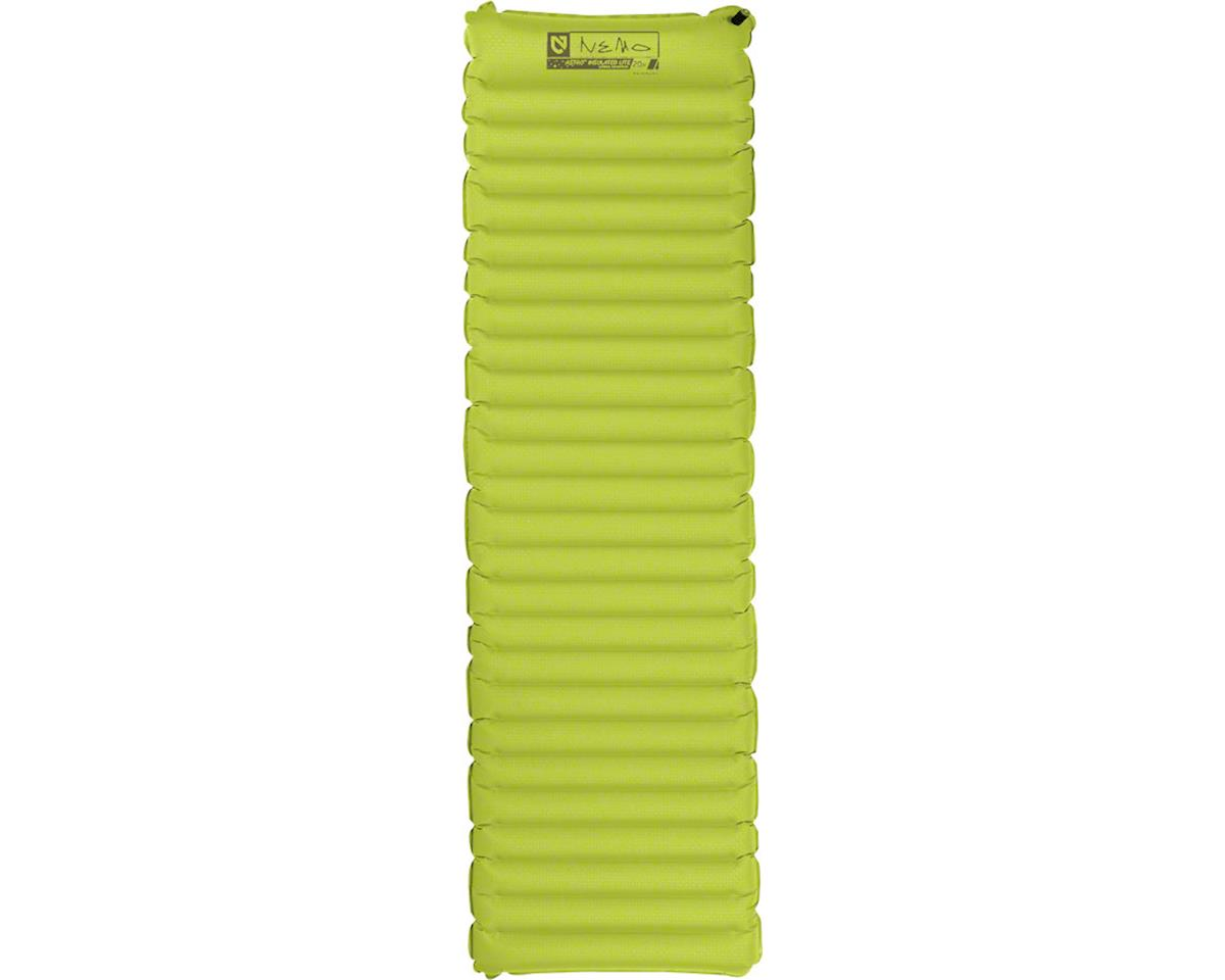 "Equipment, Inc. Astro Insulated Lite 20R Sleeping Pad: 20 x 72"" Lemon Green"