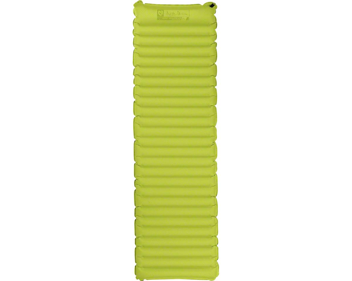 "Equipment, Inc. Astro Insulated Lite 25L Sleeping Pad: 25 x 76"" Lemon Green"