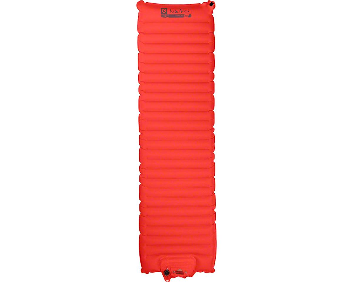 "Equipment, Inc. Cosmo 20R Sleeping Pad: 20 x 72"" Fire Red"