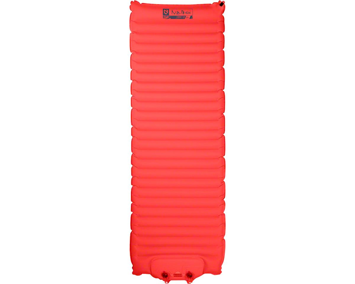 "Nemo Equipment, Inc. Cosmo 25L Sleeping Pad: 25 x 76"" Fire Red"