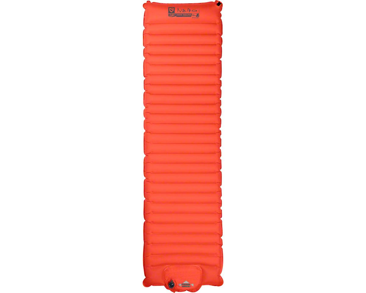 "Equipment, Inc. Cosmo Insulated 20R Sleeping Pad: 20 x 72"" Magma Red"
