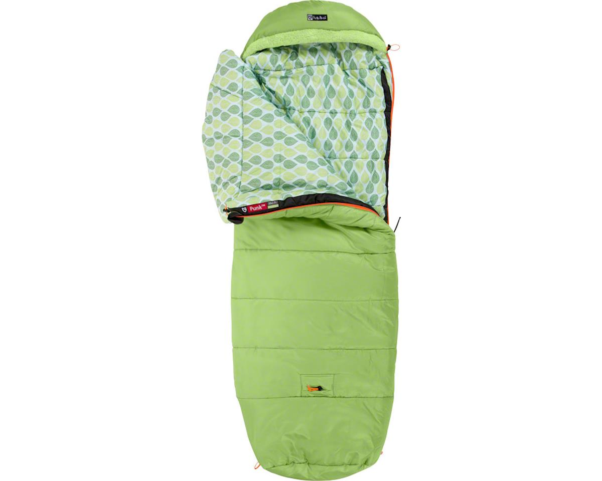 Nemo Equipment, Inc. Kid's Punk 45 Sleeping Bag, Stratofiber Synthetic Insulatio