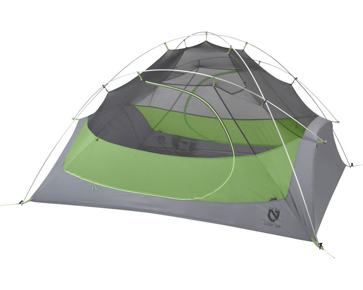 Equipment, Inc. Losi 3P Shelter: Green/Gray, 3-person