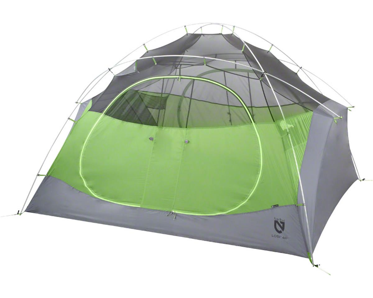 Equipment, Inc. Losi 4P Shelter: Green/Gray, 4-person
