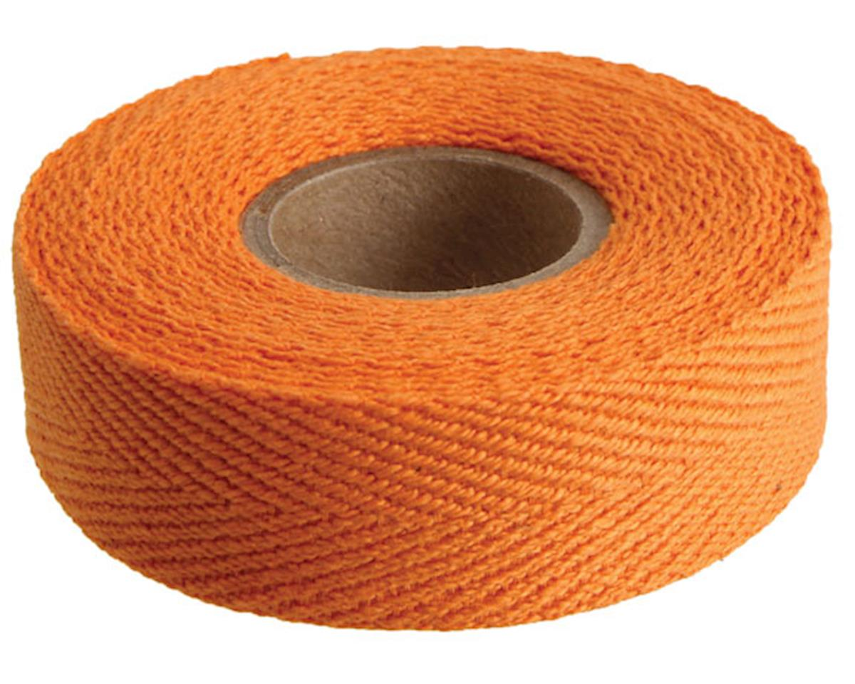 Newbaum's Cloth bar tape, orange - each