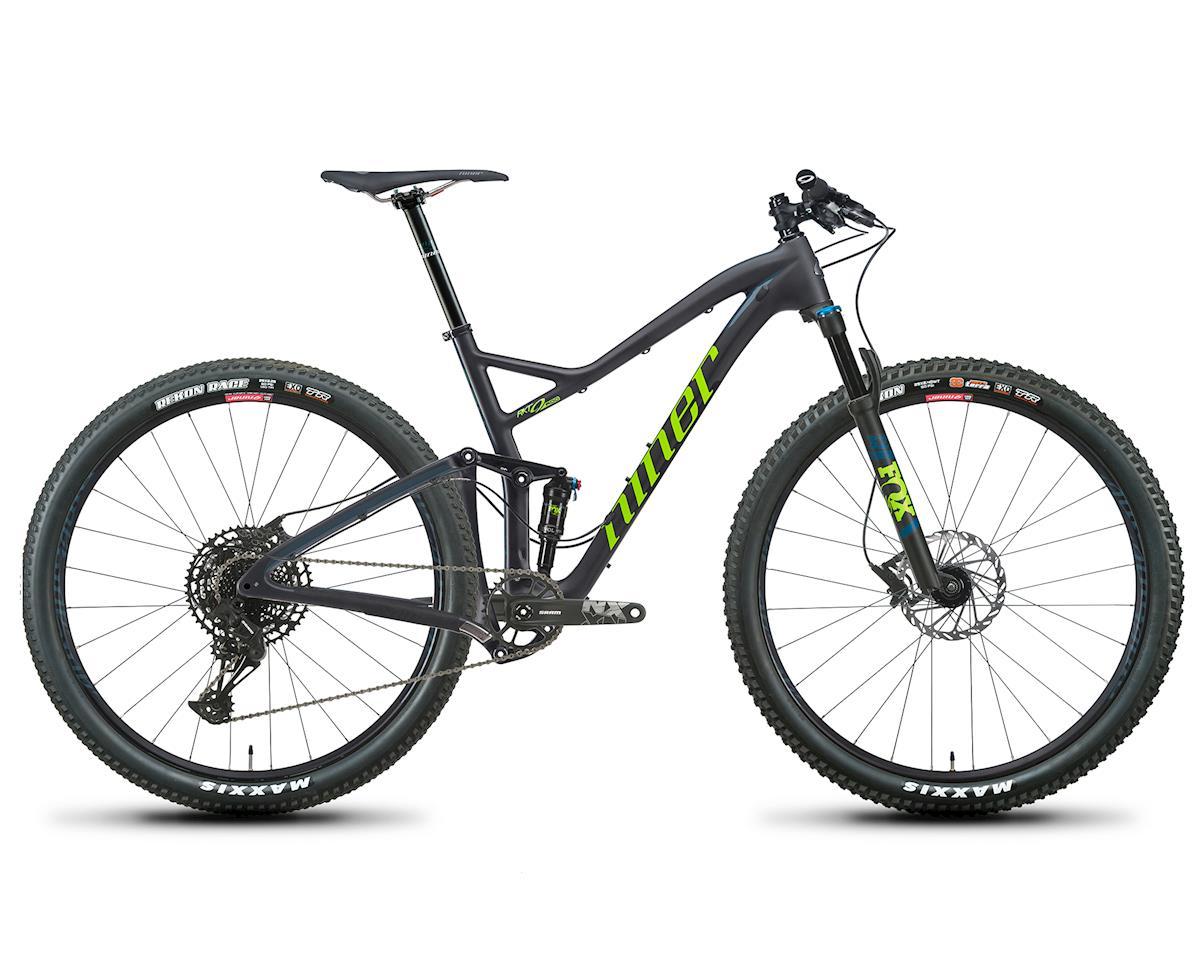 Niner Bikes 2020 RKT RDO RS 2-Star (Carbon/Green) (M)