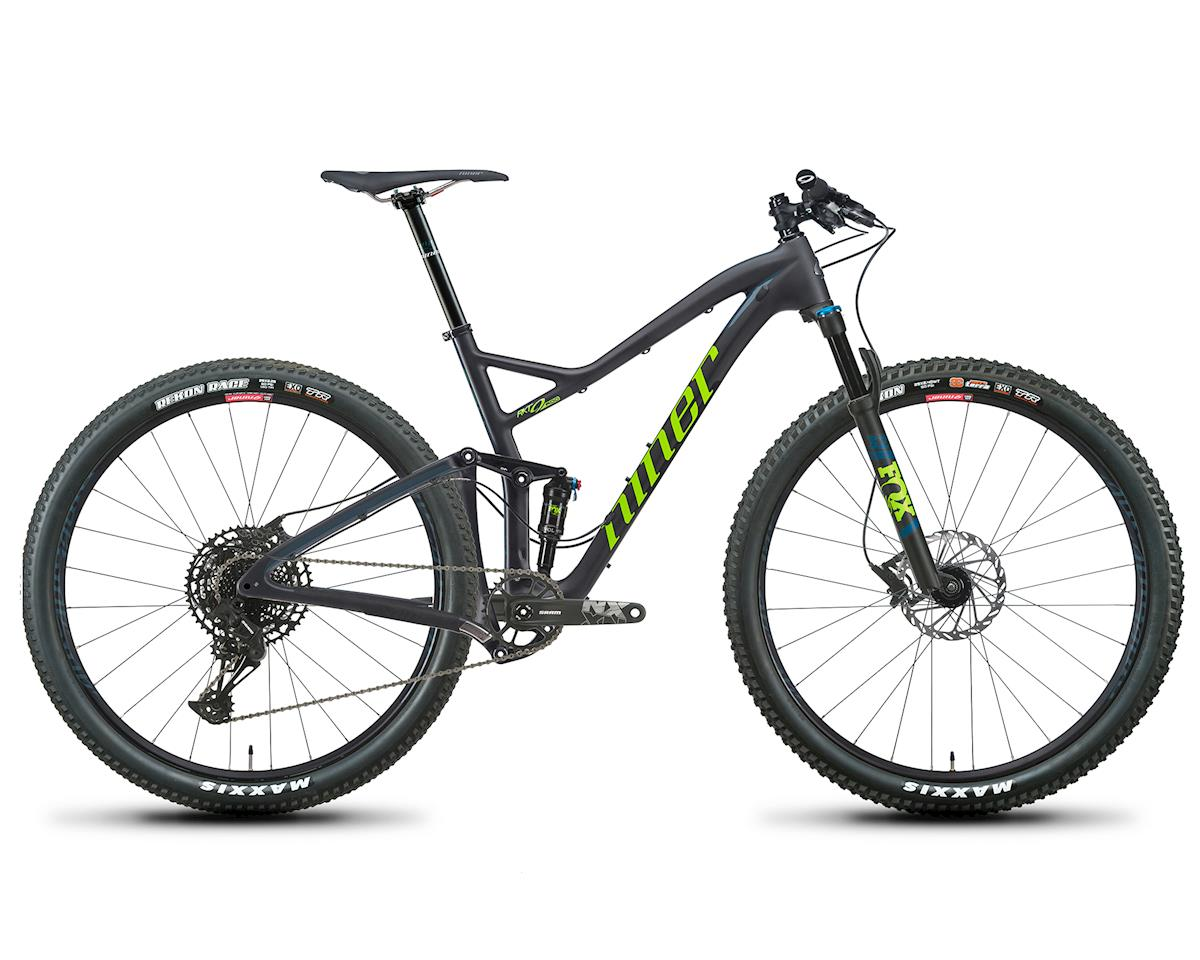 Niner Bikes 2020 RKT RDO RS 2-Star (Carbon/Green) (XL)