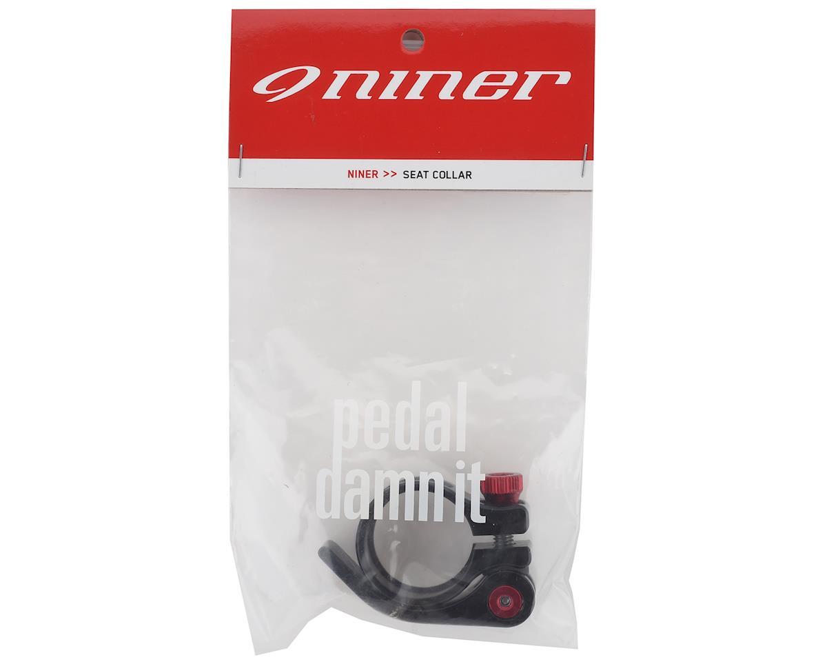 Image 2 for Niner Bikes QR Seat Collar (Black) (29.6mm)
