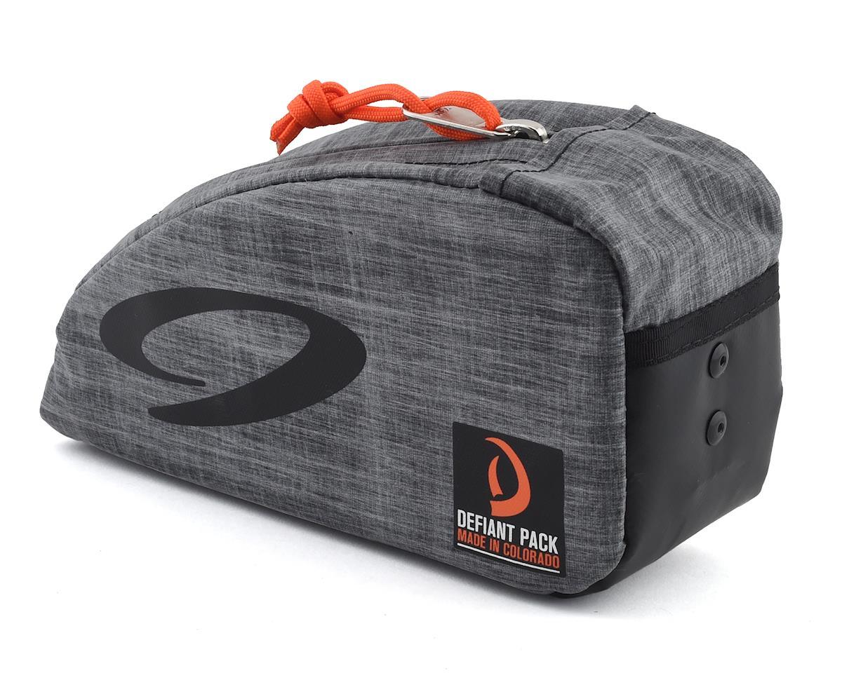 Niner Bikes Defiant Top Tube Bento Bag (Grey)