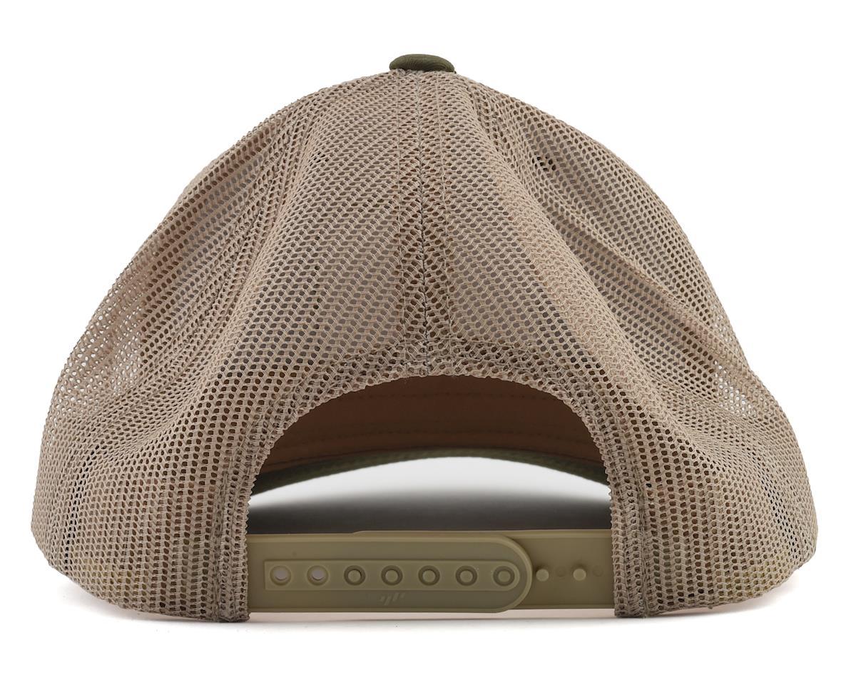 Image 2 for Niner Bikes Niner Badge Hat (Moss Green/Khaki)