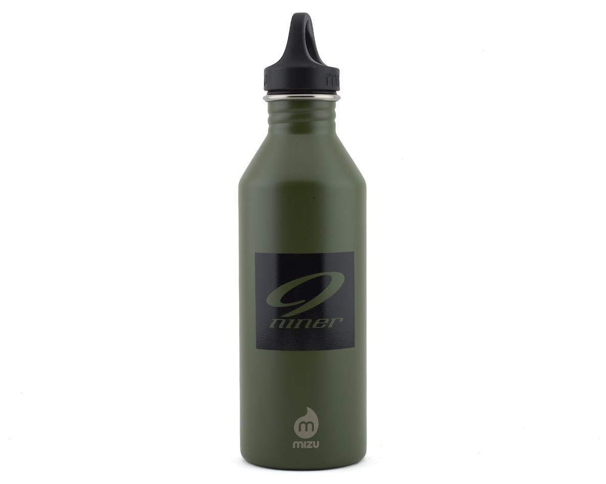 Image 1 for Niner Bikes Mizu Stainless Bottle (Enduro Green)