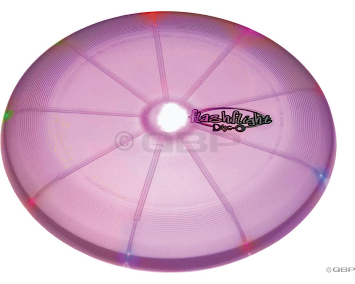 Nite Ize Flashflight Flying Disc: Disc-O Multicolor