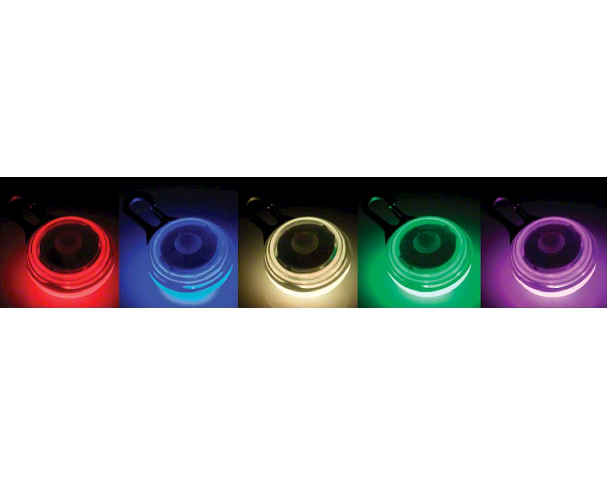 Nite Ize SpotLit Disc-O Safety Light (Multi-Color LED)