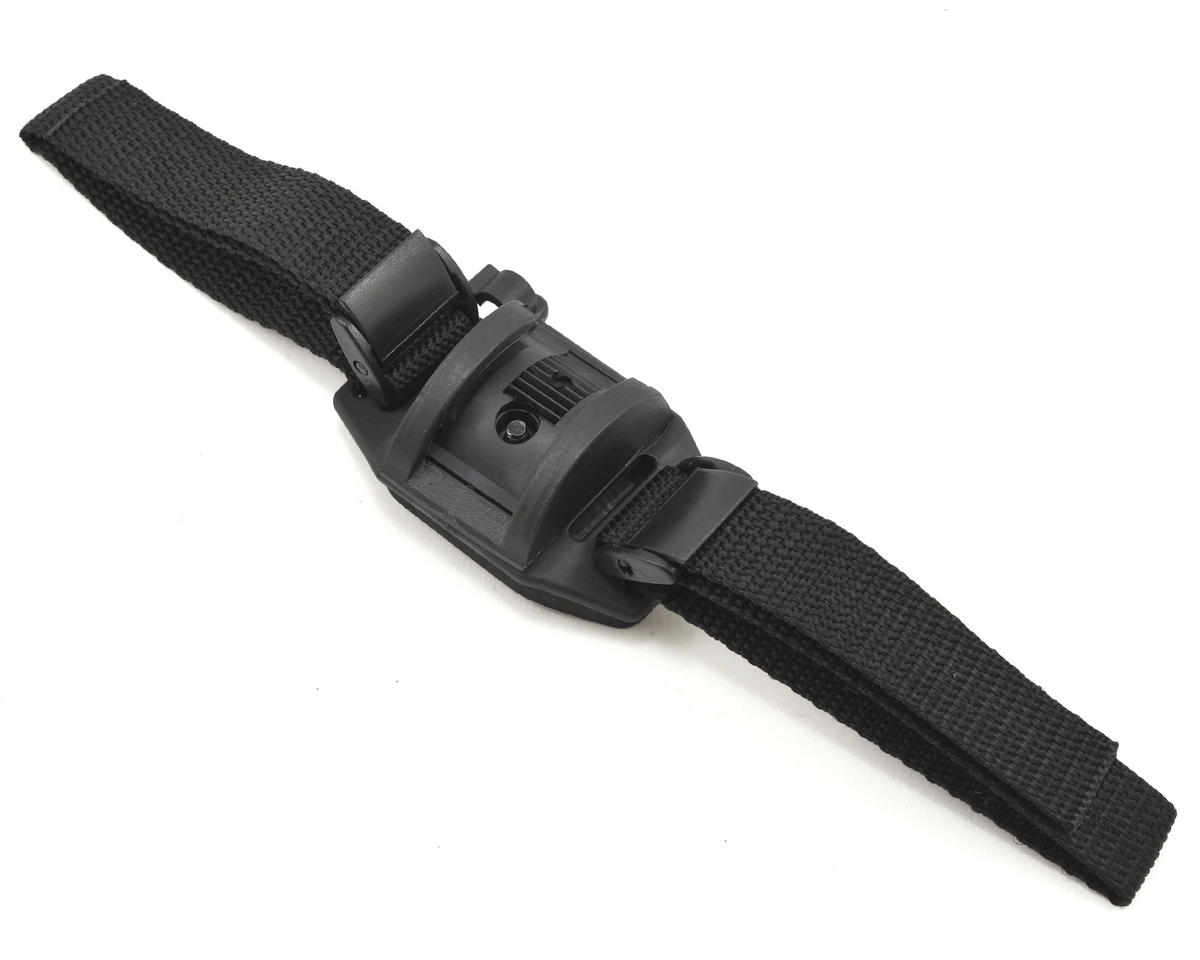 NiteRider Pro Series Low Profile Helmet Strap Mount (Single Beam Headlight)