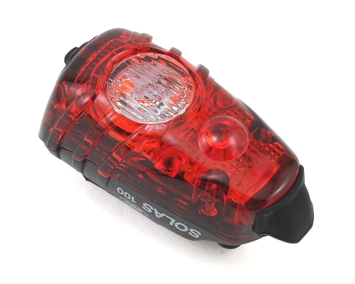 Solas 100 Flashing Rear Light