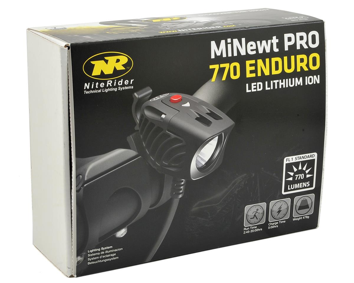 NiteRider Minewt Pro 770 Enduro Head Light