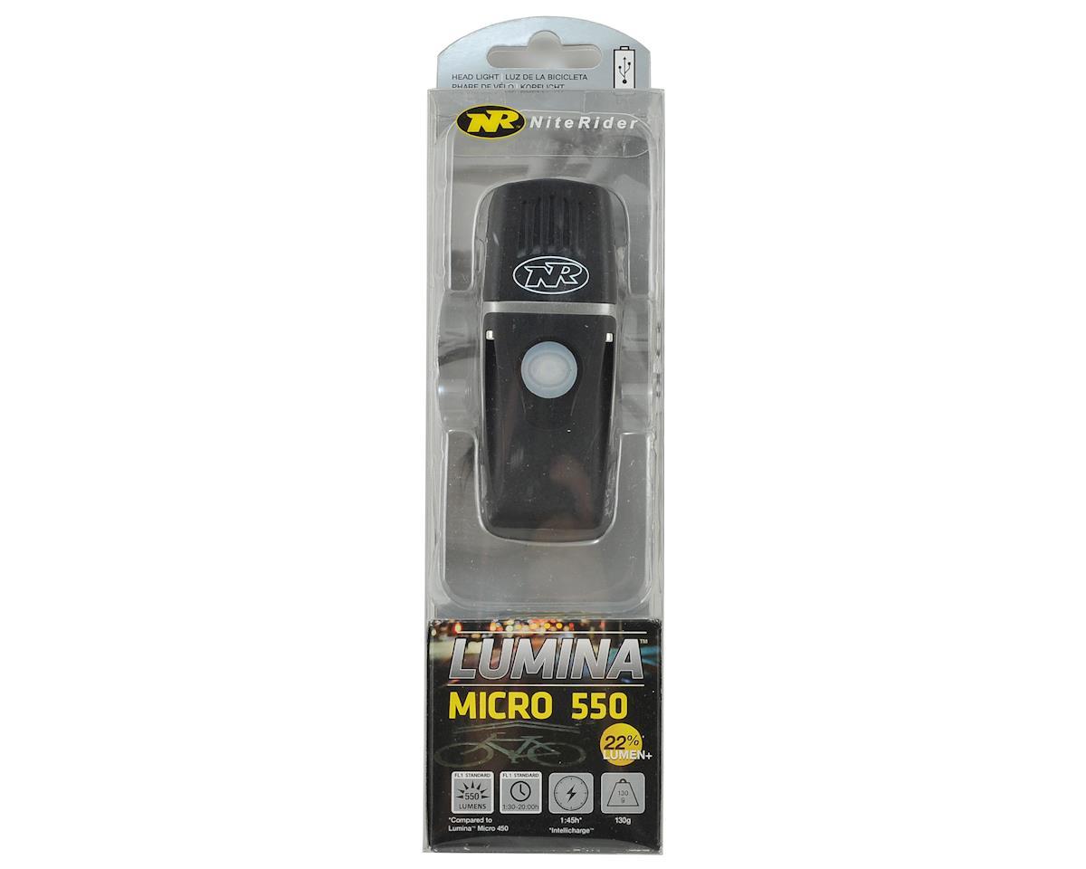 NiteRider Lumina Micro 550 LED Bike Light